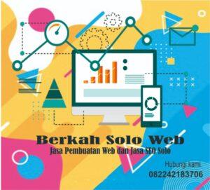 jasa pembuatan website wonogiri