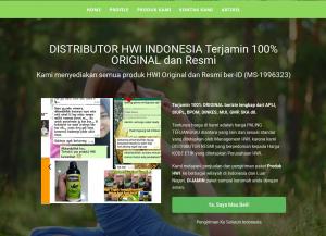 distributor hwi