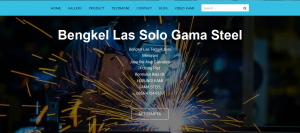 Bengkel Las Solo Gamasteel