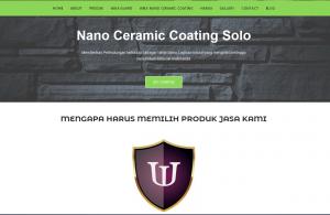 nano ceramic coating solo