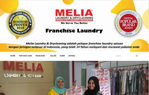 franchise laundry Melia Laundry